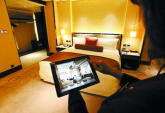 Tablets are taking over Traditional Landline Phones in Hotels