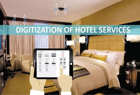 How is Digitization Affecting the Hospitality Industry?