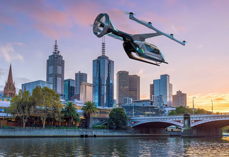 Can the Flying Taxis in Sci-Fi Movies Be Brought Into Reality?