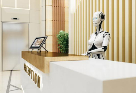 4 Tech Trends Revolutionizing Hotels