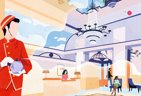 How Technology Can Help Hoteliers Provide Healthier Air to Guests?